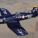 Jim Tobul's Chance Vought F4U-4 Corsair