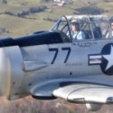 Mike Ginter's 1943 SNJ-5