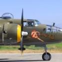 "Liberty Aviation Museum's B-25J Mitchell WWII Bomber ""Georgie's Gal"""