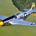 "Cavanaugh Flight Museum P-51D Mustang ""The Brat III"""