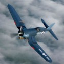 Texas Flying Legends Museum Whistling Death FG-1D Corsair