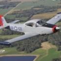 "Greg Young's Navion L-17 ""Rescue Waggin"""