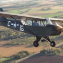 EAA Sweepstakes 2016 Piper L4-J