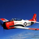 Karl Holly's North American T-28C