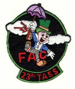 FAC Patch O-2A