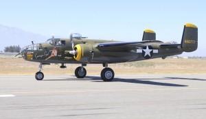 Georgie's Girl B-25