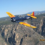Mike's T6 over Sedona