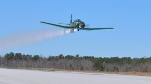 CJ-6A Low Pass