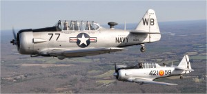 Sister Ships from the same squadron in the Spanish Air Force.