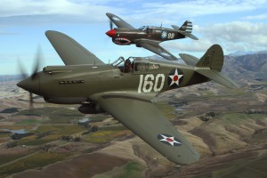 Lewis Air Legends P-40C