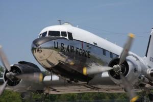 C-47_takeoff