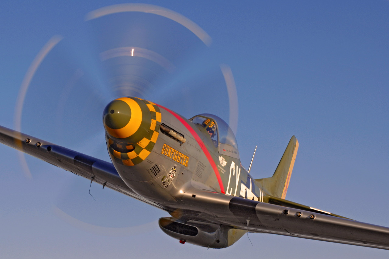 commemorative air force p51
