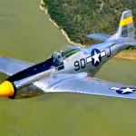 "Cavanaugh Flight Museum P-51D ""The Brat III"" Photo Credit: Scott Slocum / Aero Marketing Group / www.aeromktg.com/"