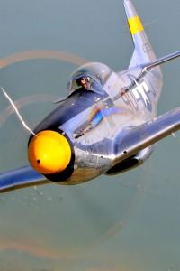 "Cavanaugh Flight Museum P-51D ""The Brat III"" Photo Credit: Scott Slocum / Aero Matketing Group / www.aeromktg.com/"