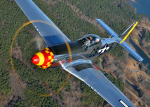 Restored Swamp Fox with Lt. Col. Will Foard, USAF(ret) riding in the back.