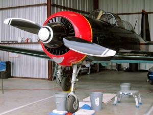 N464TW folowing restoration