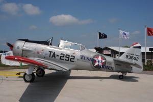 On Warbird Alley Airventure 2011