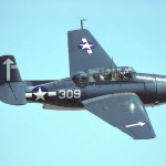 Texas Flying Legends Museum - TBM Avenger