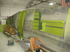 Wing Reassembly at Midwest Aero