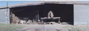 Open the hangar doors after 30 years in storage