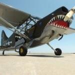 Texas Flying Legends Museum - Stinson L-5