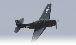 Texas Flying Legends Museum - TBM Avenger