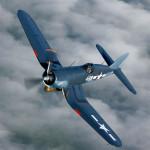 Texas Flying Legends Museum Corsair
