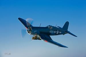 Texas Flying Legends Museum - Corsair