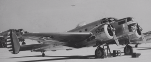 Victorville during WWII as ship V200