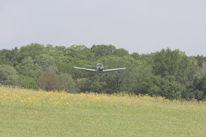 Fort Parker Flying Field, Groesbeck, TX - 2000' grass