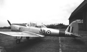 WG431 in Silver livery (1953)