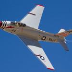 FJ-4B  N400FS